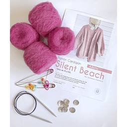Kit Silent Beach XL-XXL Completo