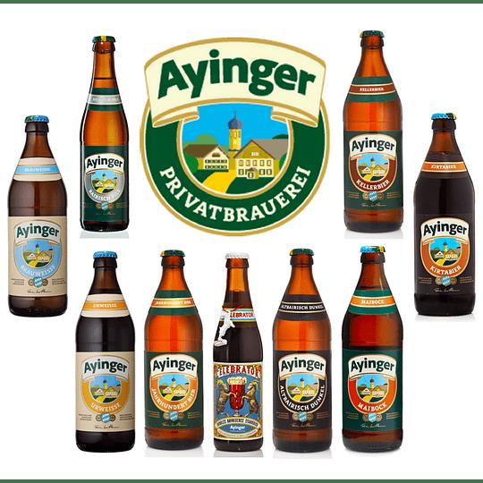 Pack Ayinger Zum Wohl!