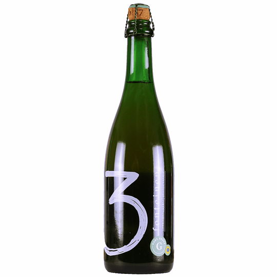 Oude Gueuze 18/19 Assemblage #40