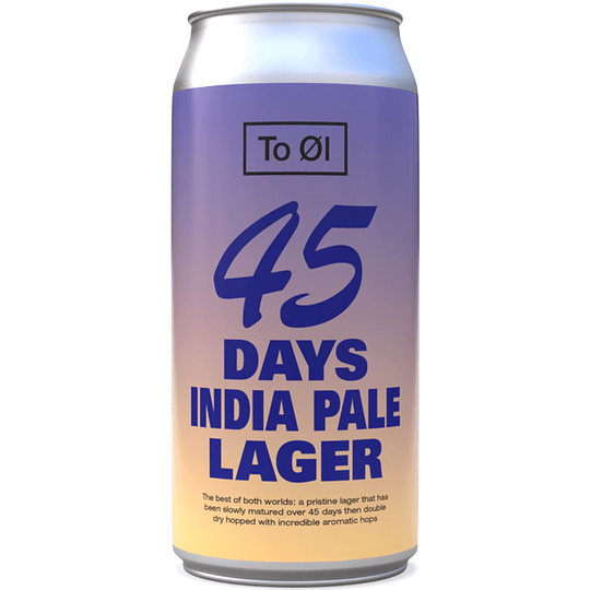 45 Days - India Pale Lager