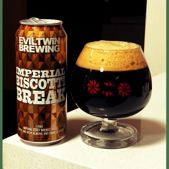 Imperial Biscotti Break