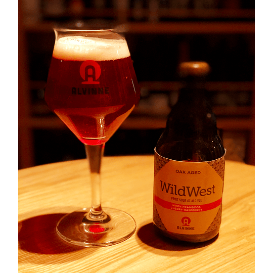 Wild West Kriek-Framboos