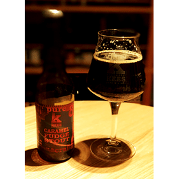 Caramel Fudge Stout Bourbon