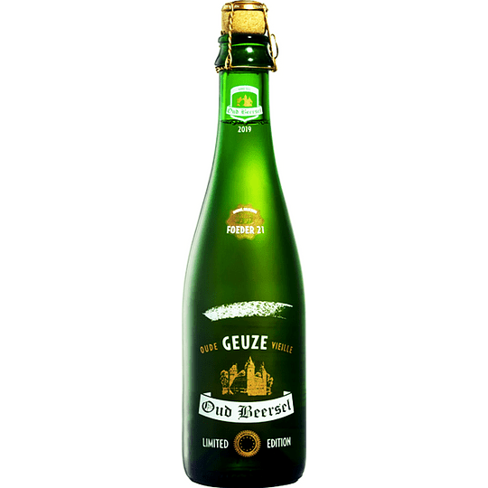 Oude Gueuze Barrel Selection Foeder 21
