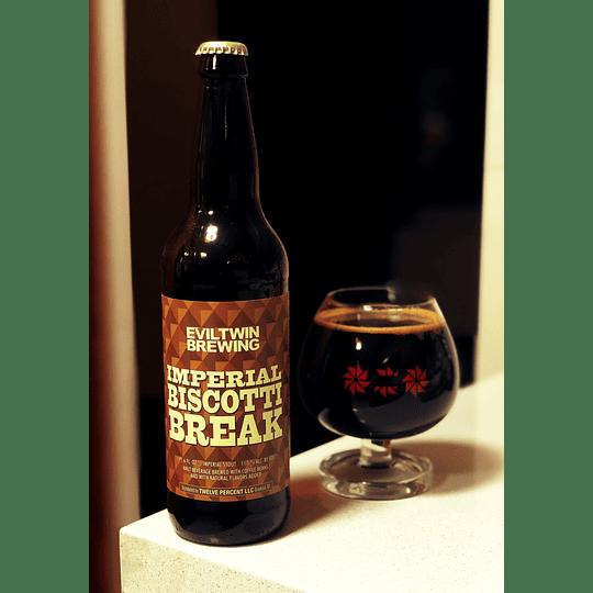 Imperial Biscotti Break (2016)