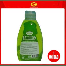 Jabón higienizante Sanibac 360 ml