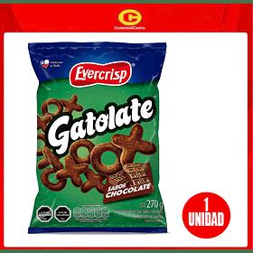 Snack Gatolate 270 gas