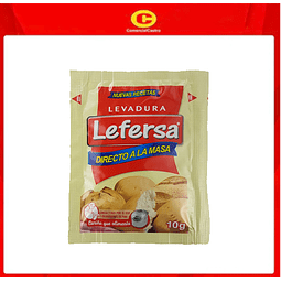 Levadura Lefersa 10Gr Sobre