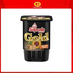 Yoghurt Batido Soprole Gold 165gr Lucuma nuez Unidad