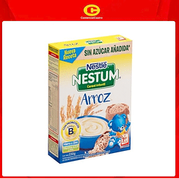 Nestlé Nestum 250gr Avena y Arroz