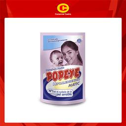 Detergente Popeye hipoalergénico 800 ml