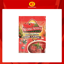 Salsa de Tomate Aconcagua 200gr (10 unidades)