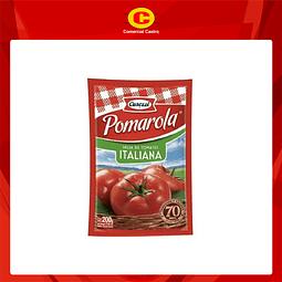 Salsa de Tomate Pomarola 200gr ( 6 unidades )