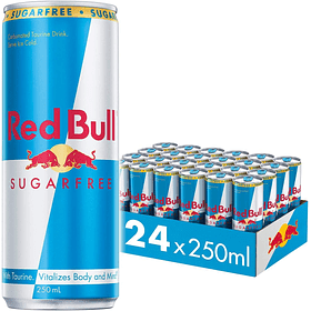 Redbull Light 250cc (24 Unidades) ( Remate de stock, Ultimas Unidades)