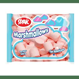Marshmallows Rosado Bolsa 400gr (Unidad)