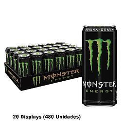 Monster Energy 310cc ( 20 Display) Oferta Especial
