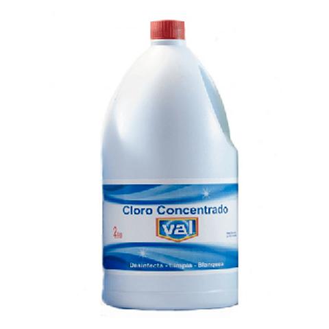Cloro Val 2lt (UNIDAD) OFERTA DIECIOCHERA