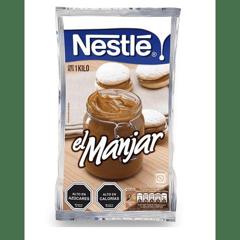 Manjar Nestlé Kg Paquete de (3 unidades) ( Precio oferta )