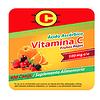 Vitamina C, marca Castro, para niños. ( 3 Frascos de 400 unidades de 100mgr c/u)