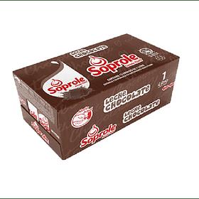 Leche Soprole Sabor Chocolate  Lt (12 Unidades)
