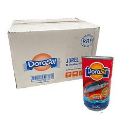 Jurel Dorasol 425Gr Caja (24 Unidades)