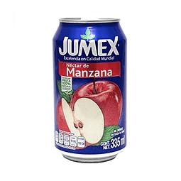 Jugo Jumex 335ml Manzana  (24 Unidades)