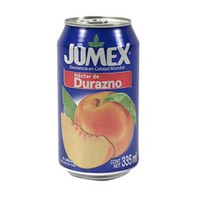 Jugo Jumex 335ml Durazno (24 Unidades)