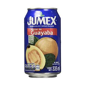Jugo Jumex 335ml Guayaba (24 Unidades)