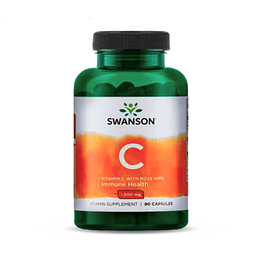Vitamina C Swanson 2 unidades (180 cápsulas)