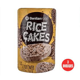 Galleta de Arroz Rice Cake Sunflower 100gr