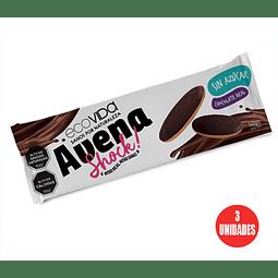 Galleta Avena Shock 140 grs. (3 Unidades)