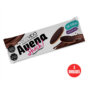 Galleta Avena Shock 140 grs. (3 Unidades)