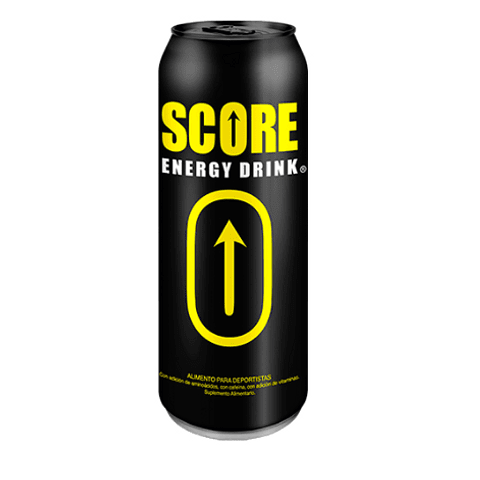 Energética Score Energy Drink 500cc (24 Unidades) ( Remate de stock, Ultimas Unidades)