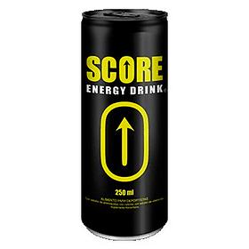 Energética Score Energy Drink 250cc (24 Unidades)