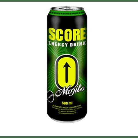 Energética Score Mojito 500cc (24 Unidades) ( Remate de stock, Ultimas Unidades)