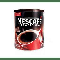 Nescafé Tradición tarro 400gr