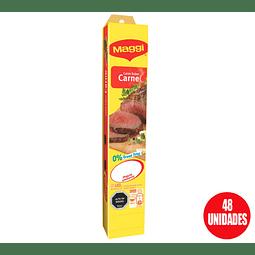 Caldo Maggi Sabor Carne (48 Tabletas)