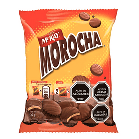 Galleta Morocha 50gr (pack 9 Unidades)