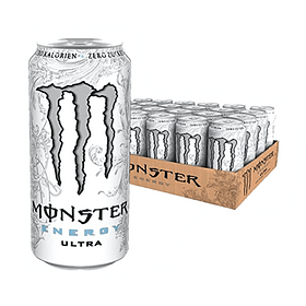 Energética Monster Energy Ultra (24 Unidades) ( Remate de stock, Ultimas Unidades)