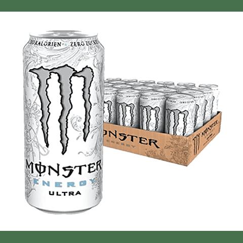 Energética Monster Energy Ultra (24 Unidades) ( Remate de stock, Ultimas Unidades)