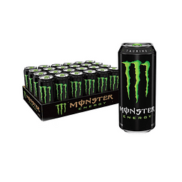 Energética Monster Energy 473cc (24 Unidades) ( precio oferta,pocas unidades)
