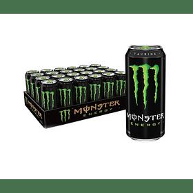 Energética Monster Energy 473cc (24 Unidades) ( Ultimas unidades)