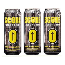 Energética Score 500cc (3 Unidades) ( Remate de stock, Ultimas Unidades)