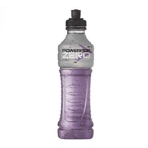 Bebida Isotonica Power Ade Zero Uva 600 ML (6 Unidades)