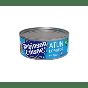 Atún Robinson Crusoe lomitos en agua light 160 g (10 Unidades)