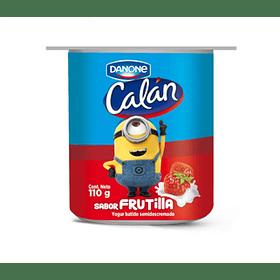 Yoghurt Calan Batido 110gr (Variedad 10 Unidades)