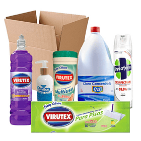 Caja Higiene N-1 E-Castro, ( Producto destacado)