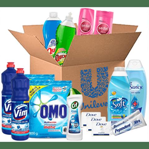 Caja de Higiene Unilever ( oferta hasta agotar stock)
