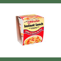 Pasta Maruchan Carne Asada (pack 12)
