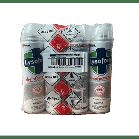 Lysoform 12 Unidades